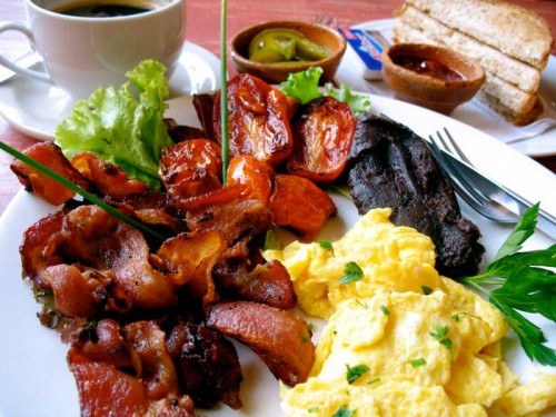 Guatemalan Breakfast (photo by Rudy Giron - http://AntiguaDailyPhoto.com)
