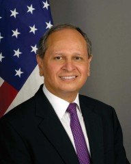Arnold A. Chacn (photo courtesy of U.S. Embassy)