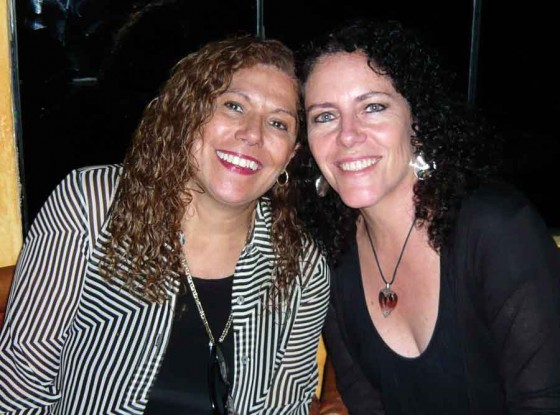Fridas owners Lola Aycinena and Maggie Mondragón